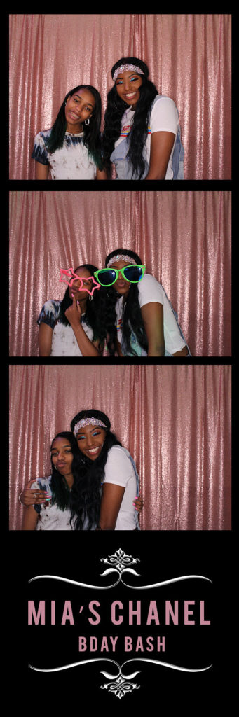Sweet 16 Photo Booth - Arlington, TX
