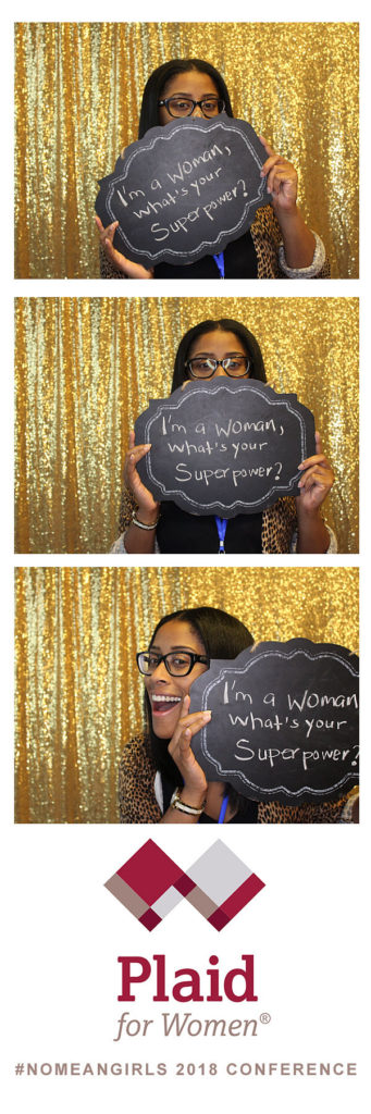 Plaid Women Conference - Grapevine, Tx photo booth