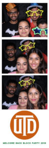 Enclosed College Photo Booth - UT Dallas - Richardson, TX