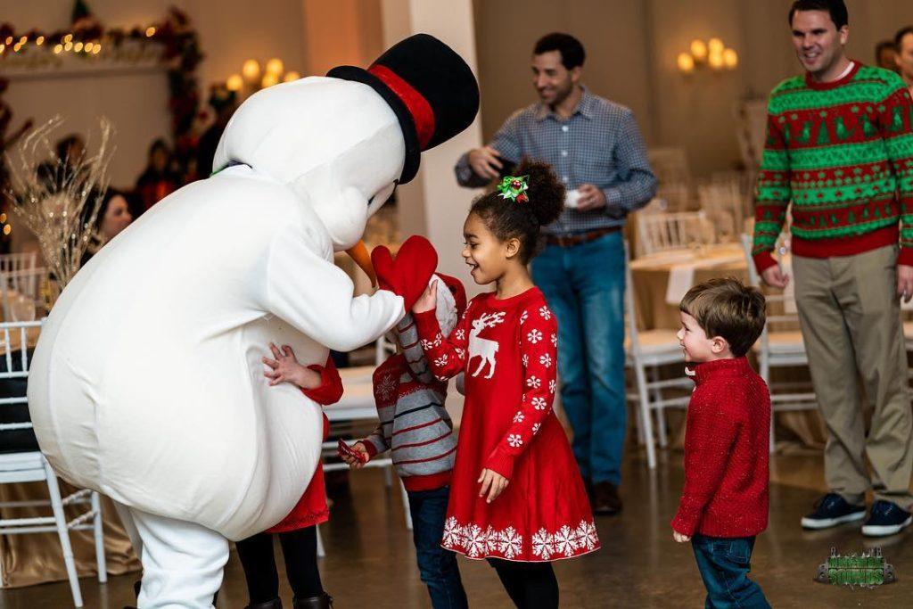 Christmas Party Photographer Dallas, Texas