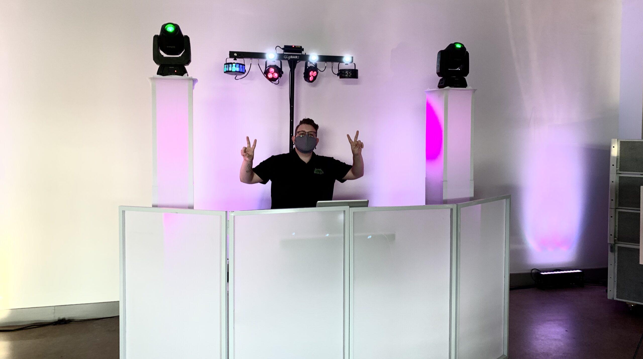 Enhanced Party Lights - Dallas DJ